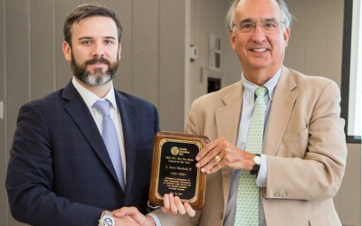 South Carolina Bar recognizes J. Scott Bischoff II with Pro Bono Award